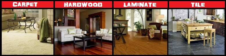 Our Products- Carpet, Wood, Tile, Laminate